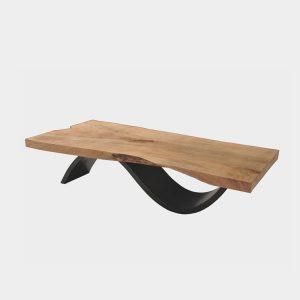 Natural Wood Table